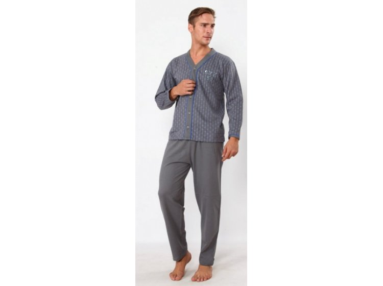 Мужская пижама на флисе Seyko. 972