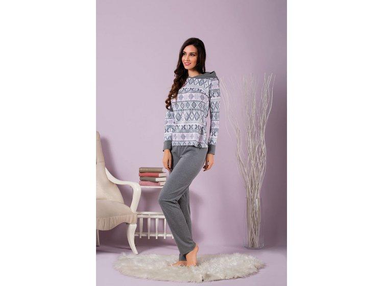 Женский домашний костюм пижама Sexen. 63236