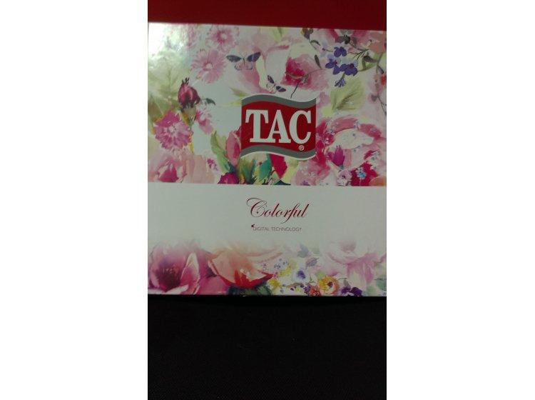 Постельное белье TAC. Digital Euphoria pink упаковкаПостельное белье TAC. Digital Euphoria pink упаковка