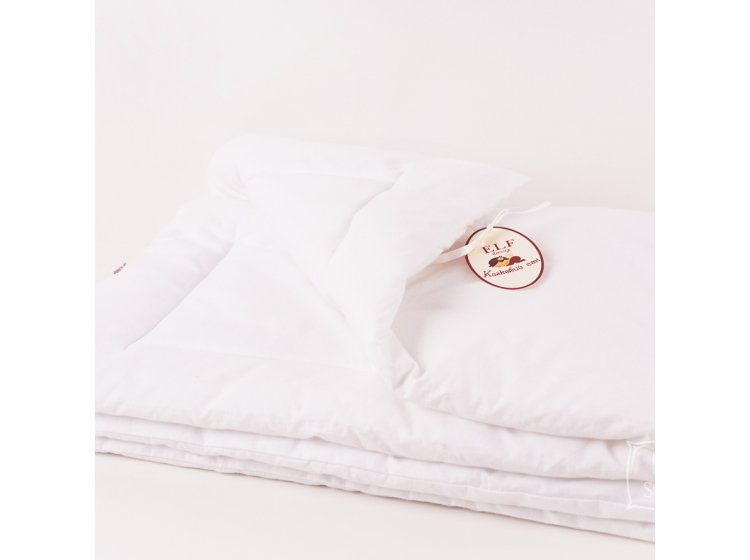 Одеяло в детскую кроватку Elfdreams. Облачко