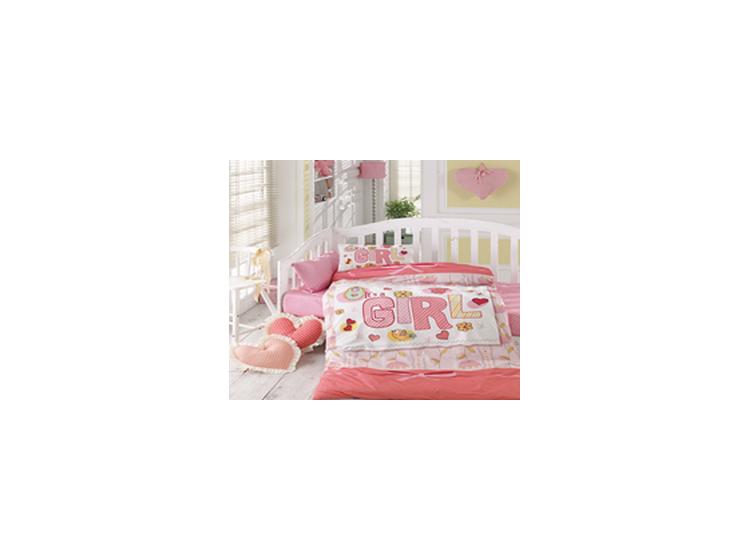 Постельное белье в детскую кроватку Best Class. Красавица