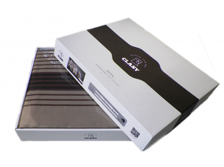 Постельное белье Aran Clasy. Sateen Artina V1 упаковка