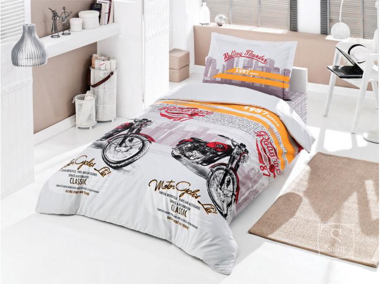 Детское постельное белье  Aran Clasy. Roadrace