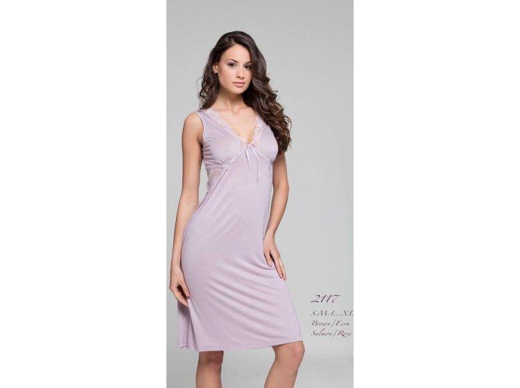 Ночная сорочка Mariposa. Модель 2117 lila