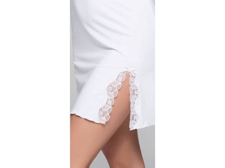 Ночная сорочка Mariposa. Модель 2118 ekru