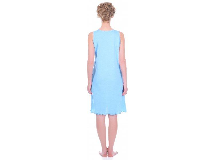 Ночная сорочка Miss First. Susina голубая