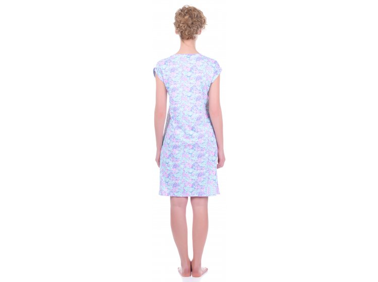 Ночная сорочка Miss First. Calendula сиреневая
