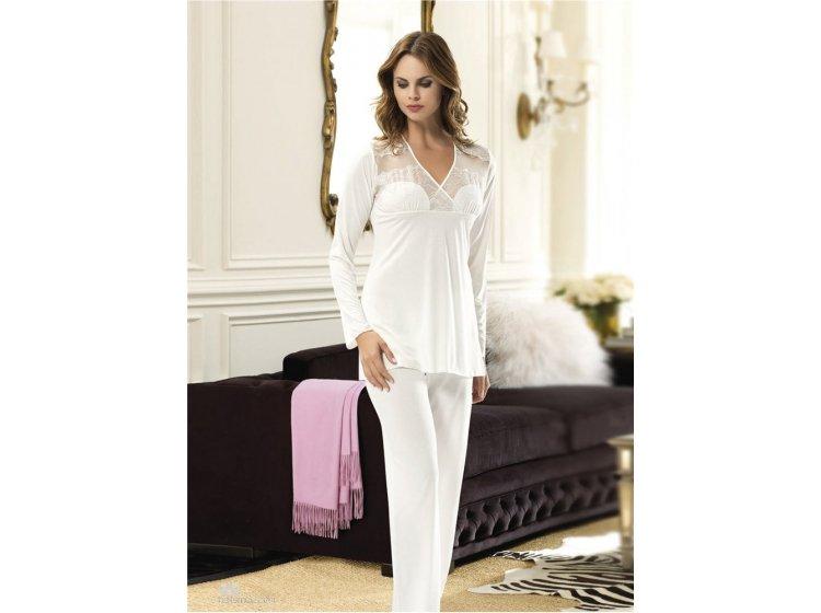 Женская пижама с кружевом Angel Story. 25595