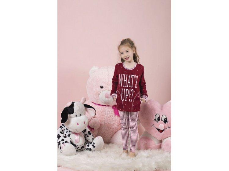 Пижама детская с лосинами Sexen. 66112
