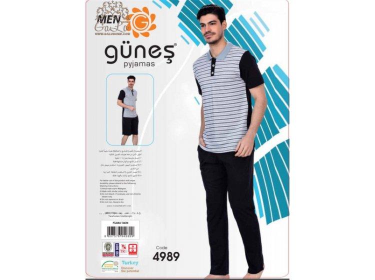 Пижама мужская GUNES. 4989