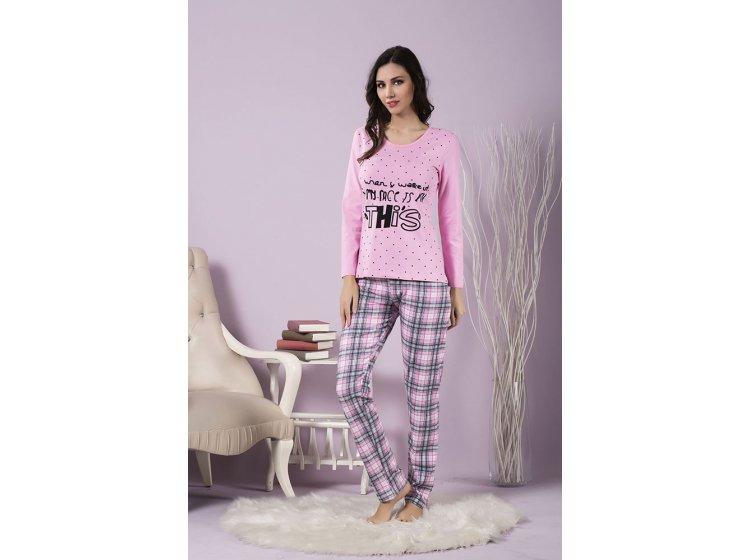 Женский домашний костюм пижама Sexen. 63262