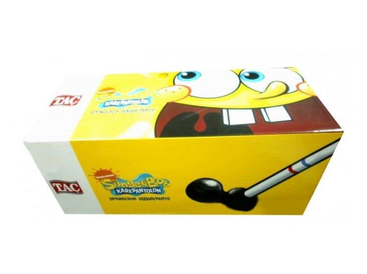 Детское постельное белье TAC. Sponge Bob Movie упаковка