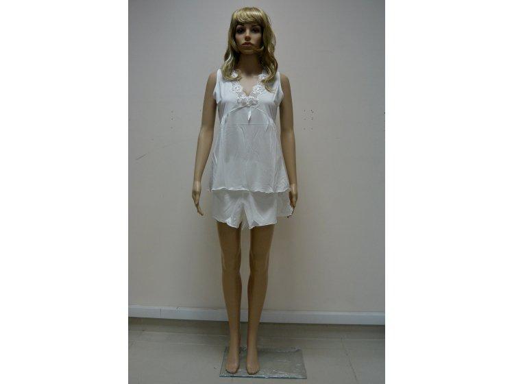 Комплект с шортами Mariposa. Модель 3609 кремовый