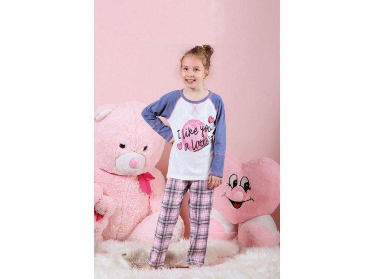 Пижама детская с брюками Sexen. 66076