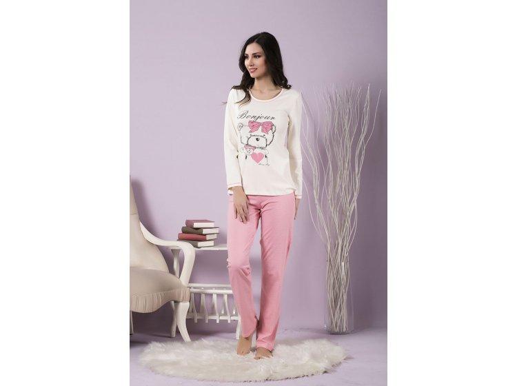 Женский домашний костюм пижама Sexen. 63257