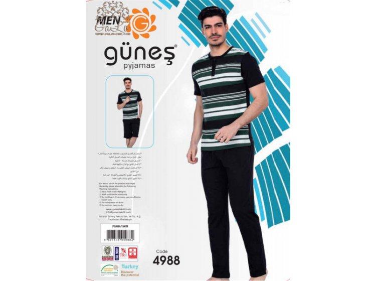 Пижама мужская GUNES. 4988