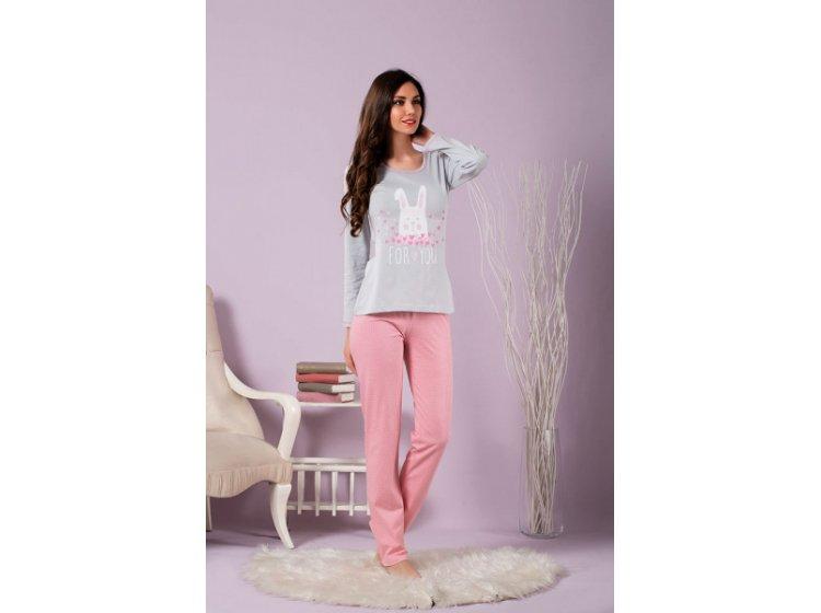 Женский домашний костюм пижама Sexen. 63123
