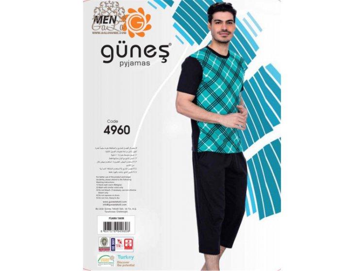 Пижама мужская GUNES. 4960