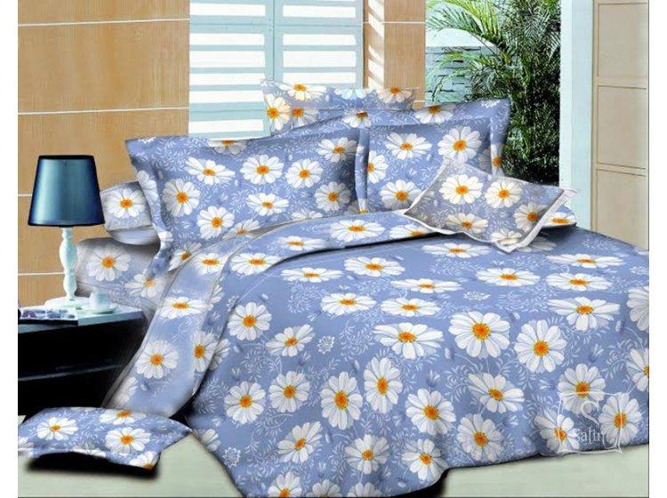 Постельное белье SoundSleep. Indigo daisies