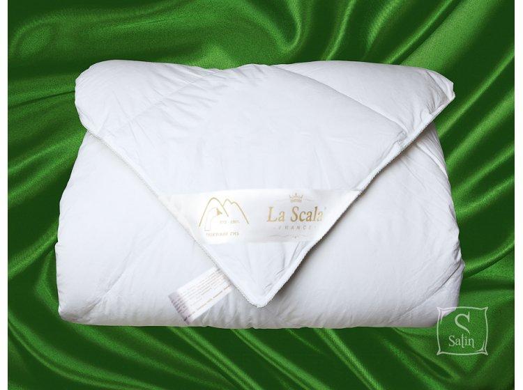 Одеяло La Scala из 100% пуха тибетского гуся, размер 160х220 см