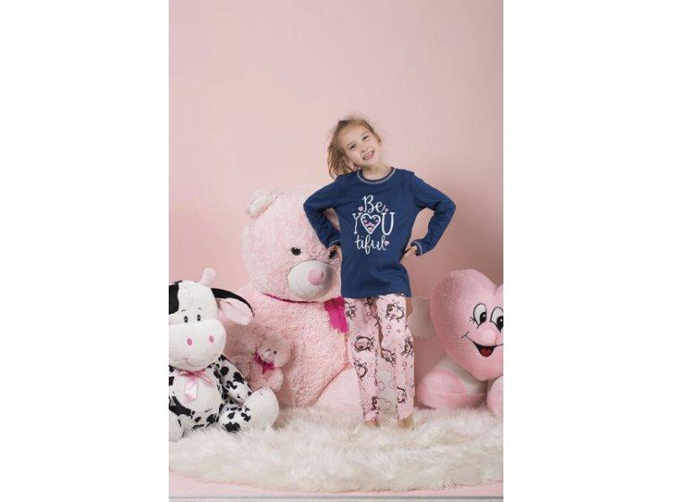 Пижама детская с брюками Sexen. 66101
