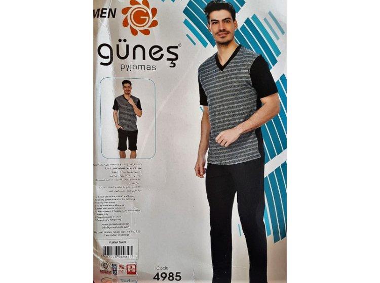 Пижама мужская GUNES. 4985
