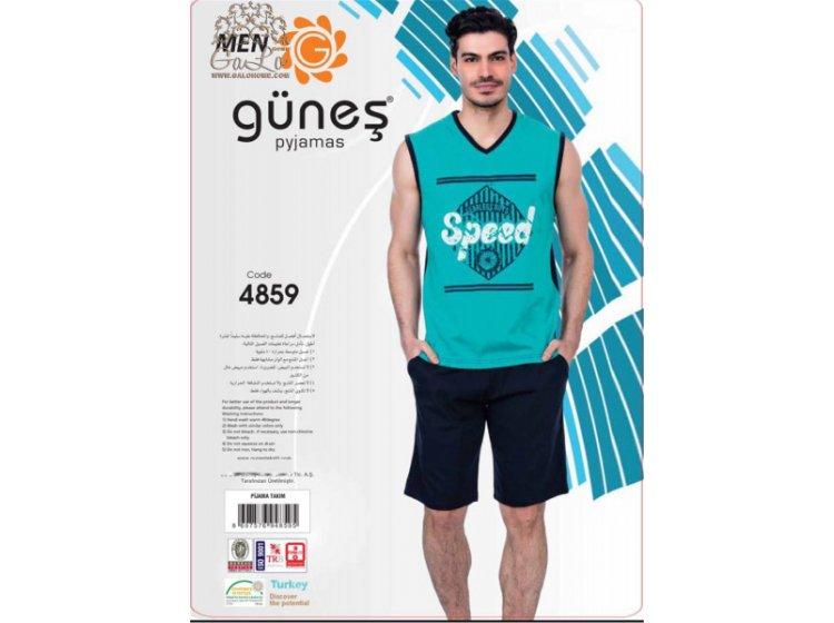 Пижама мужская GUNES. 4859