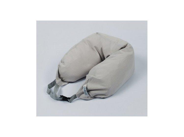 Подушка-подголовник Othello. Travel Mate grey