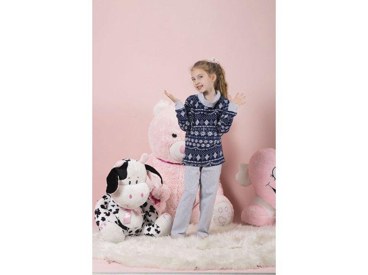 Пижама детская с брюками Sexen. 66092