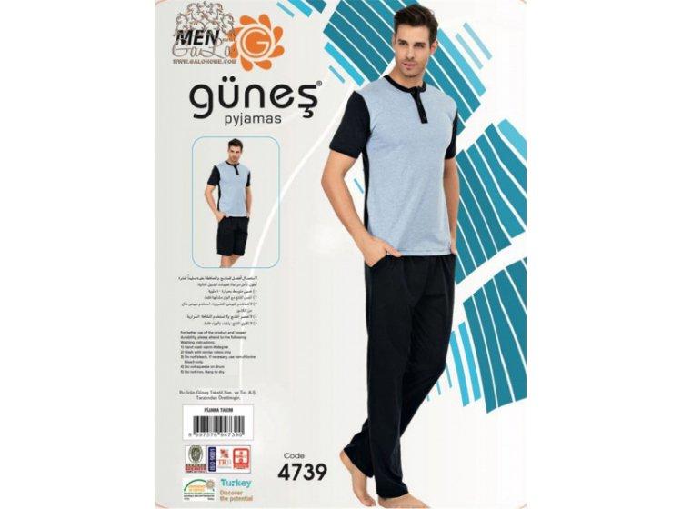 Пижама мужская GUNES. 4739