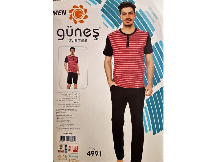 Пижама мужская GUNES. 4991