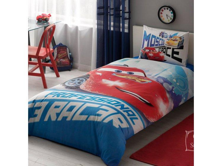 Детское постельное белье TAC. Cars Ice