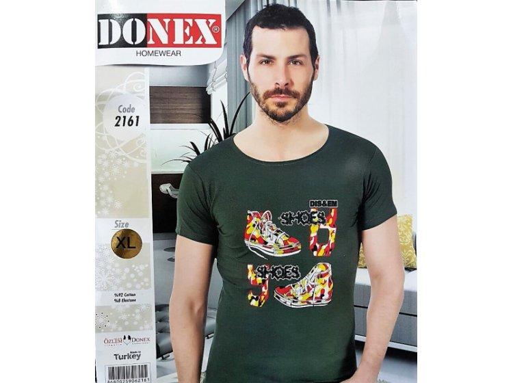 Футболка мужская Donex. 2161