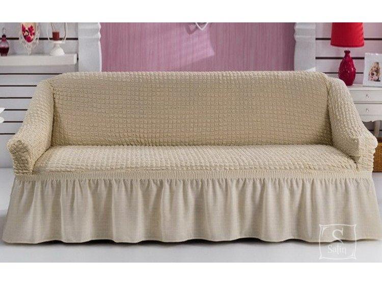Чехол на диван Arya. Burumcuk натуральный