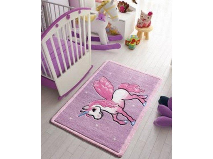 Детский коврик Confetti. Pony lila, размер 100х150 см