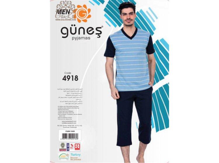 Пижама мужская GUNES. 4918