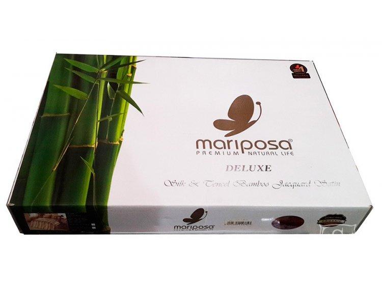 Постельное белье Mariposa. Organic rose упаковка