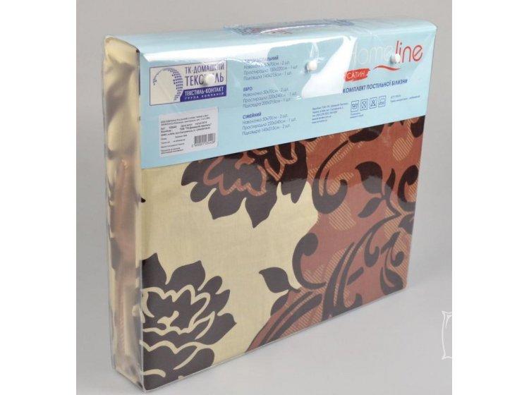 Постельное белье Home Line. Орхидея упаковка