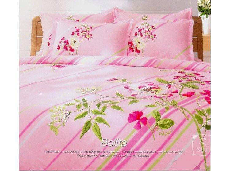 Постельное белье Tac. Belita Pink