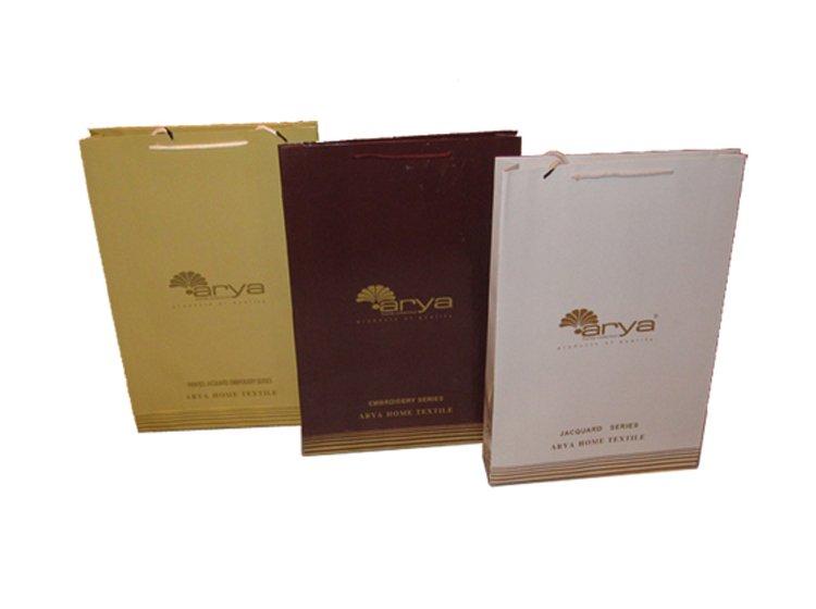 Arya, комплект Afrodit Coral, хлопковый жаккард упаковка