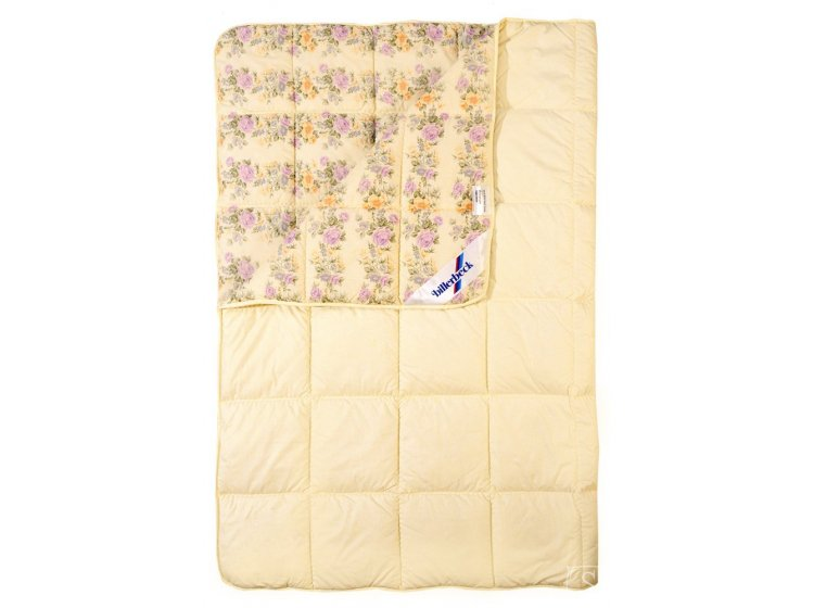 Одеяло Billerbeck Венеция,  альпийская шерсть, стандартное в ассортименте