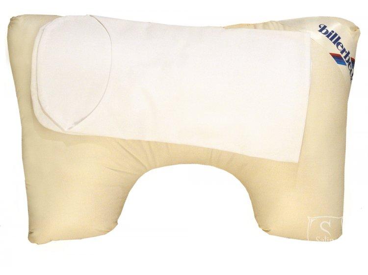 Подушка ортопедическая Billerbeck. Лана + наволочка, размер 40х60 см