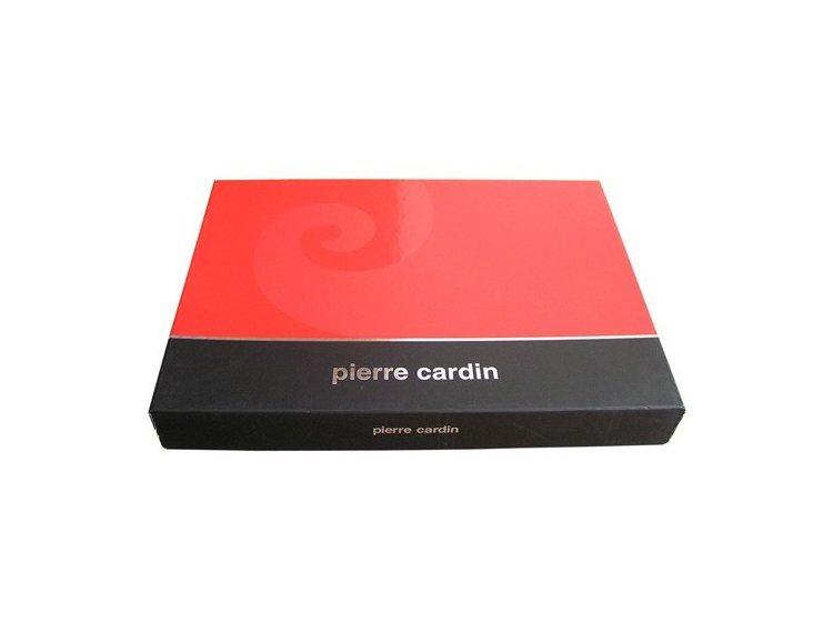 Постельное белье Pierre Cardin. Primavera красного цвета упаковка