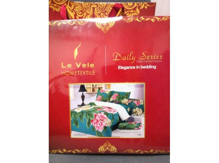 Постельное белье Le Vele. Daily упаковка
