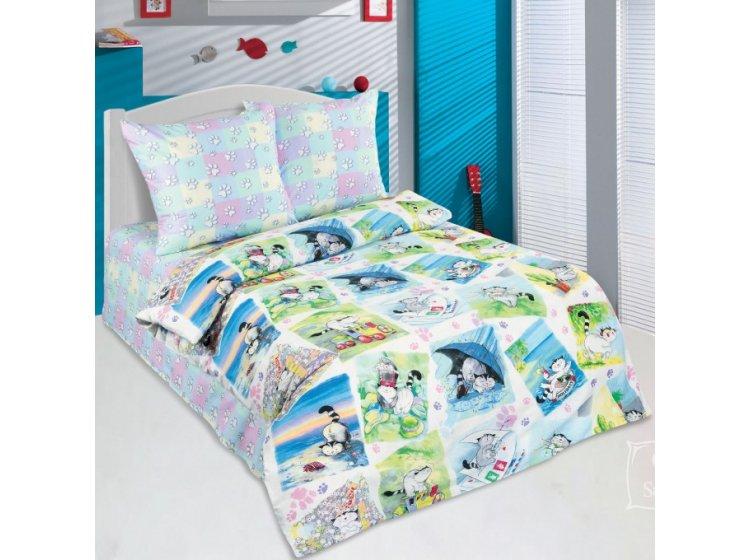 Детское постельное белье Kidsdreams. Teen 150 Мурчик