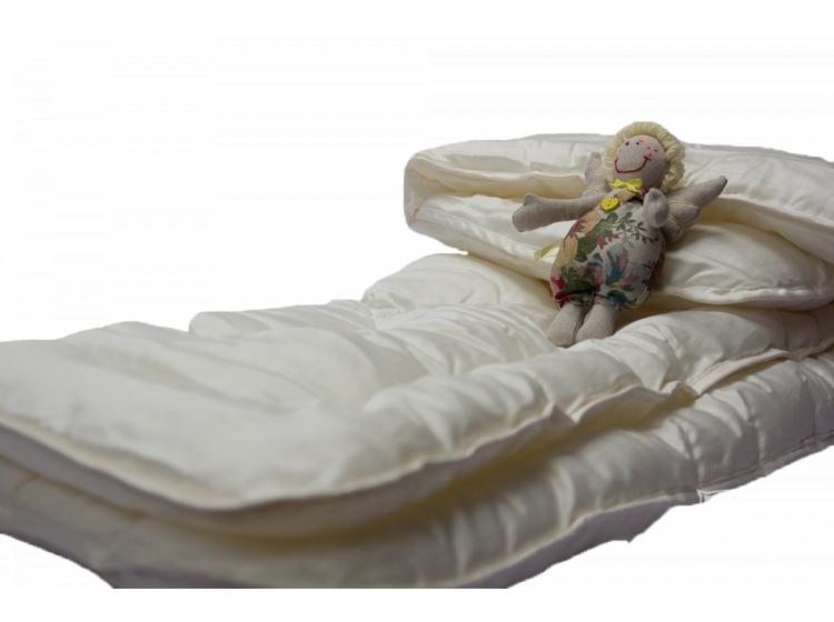 Детское антиаллергенное одеяло Lotus. Magic fly, размер 95х145 см