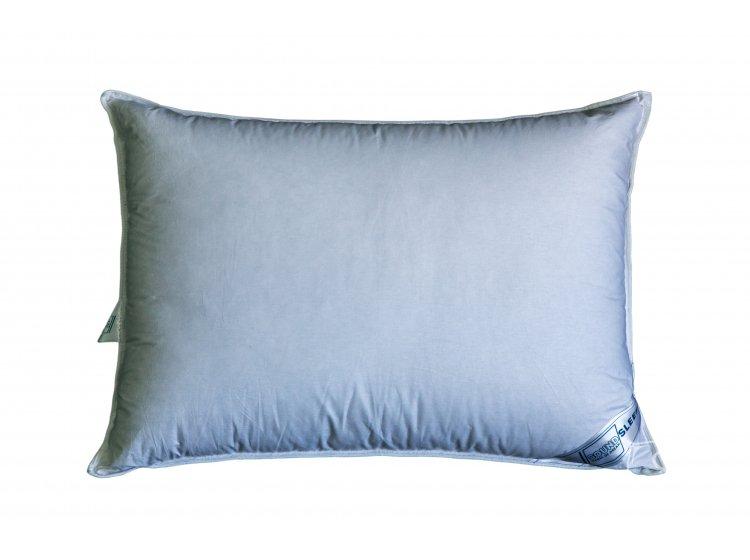 Подушка 5% пуха SoundSleep. Relax белая 50х70 см