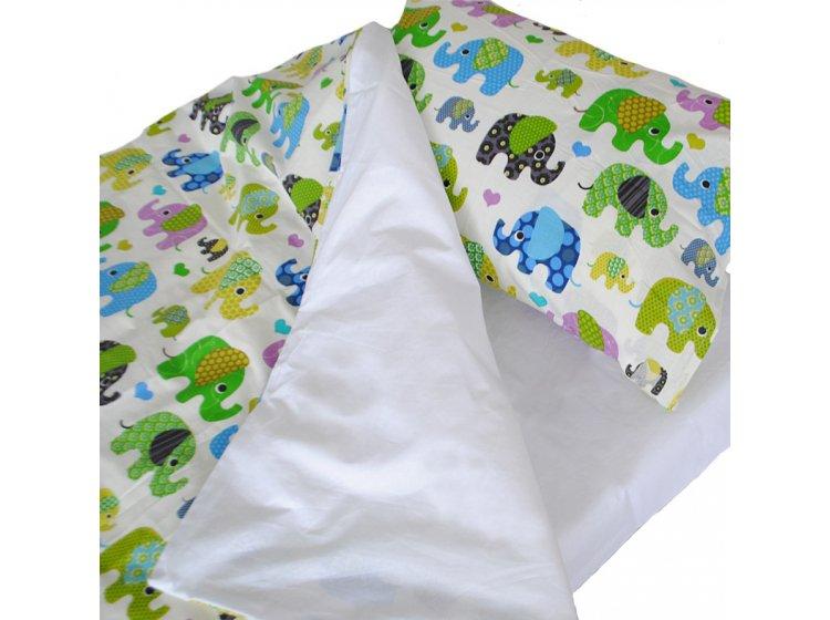 Постельное белье детское SoundSleep. Cartoon elephant
