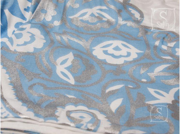 Постельное белье TAC. Ranforce Aryan V01 Mavi