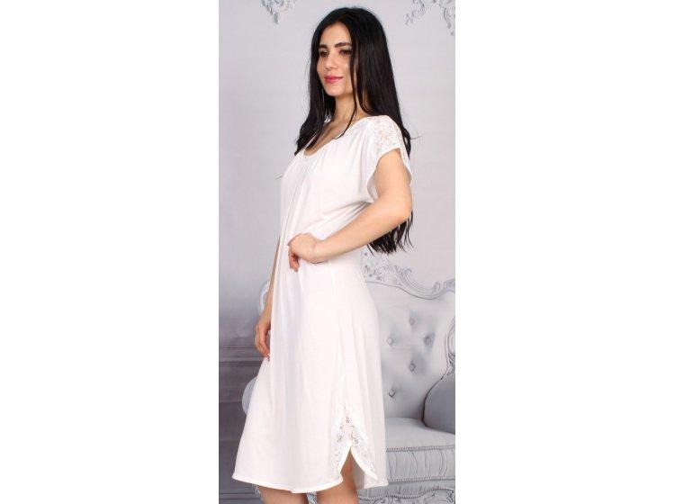 Ночная сорочка Mariposa. Модель 7144 ekru